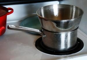 Simple Double Boiler